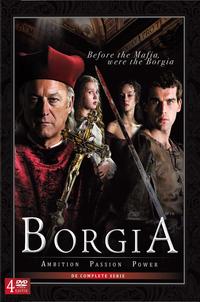 Borgia-DVD