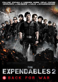 The Expendables 2-DVD