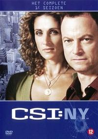 Csi New York - Seizoen 1-DVD