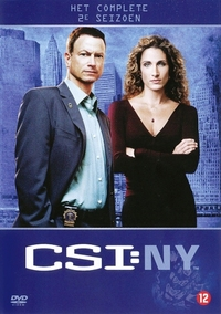 Csi New York - Seizoen 2-DVD
