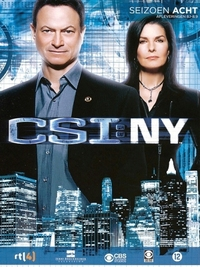 Csi New York - Seizoen 8 Deel 1-DVD