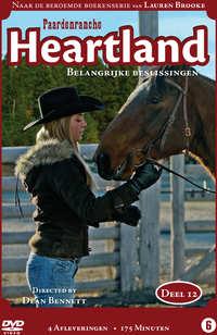 Heartland - Deel 12 / Belangrijke Beslissingen-DVD