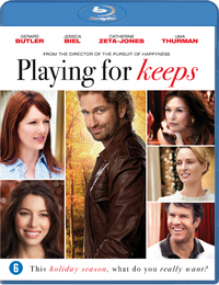 Playing For Keeps-Blu-Ray