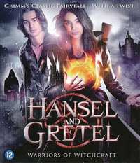 Hansel & Gretel - Warriors Of Witchcraft-Blu-Ray