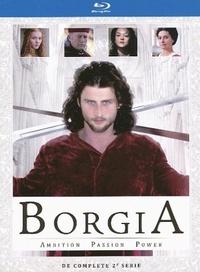 Borgia - Seizoen 2-Blu-Ray