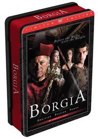 Borgia - Seizoen 1-DVD