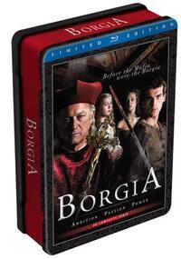 Borgia - Seizoen 1-Blu-Ray