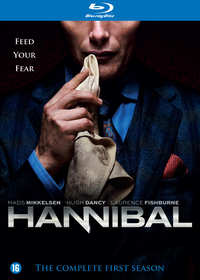 Hannibal - Seizoen 1-Blu-Ray