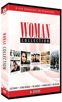 Woman Collection-DVD