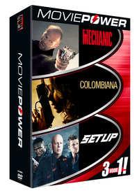 Moviepower Box 1-DVD