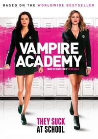 Vampire Academy - Blood Sisters-DVD