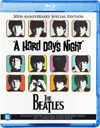 The Beatles - A Hard Day's Night-Blu-Ray