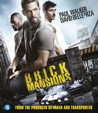 Brick Mansions-Blu-Ray