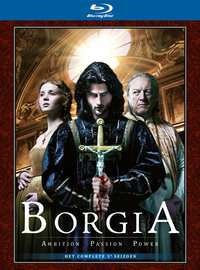 Borgia - Seizoen 3-Blu-Ray