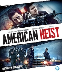 American Heist-Blu-Ray