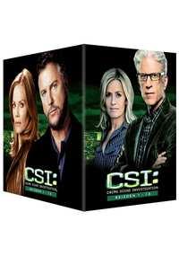Csi - Seizoen 1-13-DVD