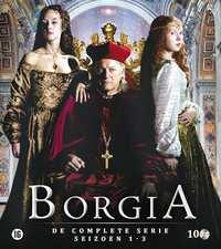 Borgia - Seizoen 1-3-Blu-Ray