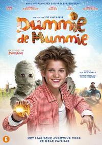 Dummie De Mummie-DVD