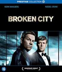 Broken City-Blu-Ray