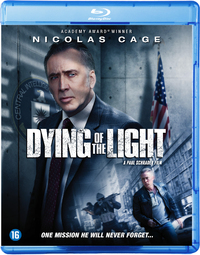 Dying Of The Light-Blu-Ray