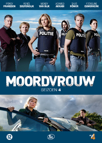 Moordvrouw - Seizoen 4-DVD