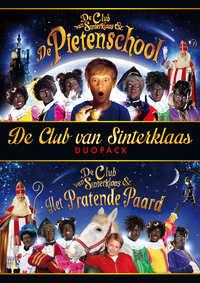 De Club Van Sinterklaas: De Pietenschool & Het Pratende Paard-DVD