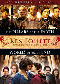 The Pillars Of The Earth / World Without End-DVD
