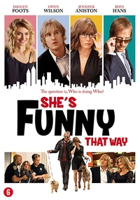She's Funny That Way-DVD