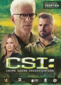Csi - Seizoen 14 Deel 1-DVD