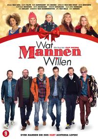 Wat Mannen Willen-DVD
