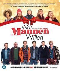Wat Mannen Willen-Blu-Ray