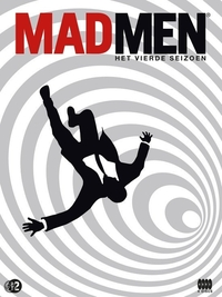 Mad Men - Seizoen 4-DVD