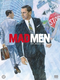 Mad Men - Seizoen 6-DVD
