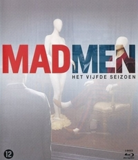 Mad Men - Seizoen 5-Blu-Ray