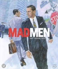 Mad Men - Seizoen 6-Blu-Ray