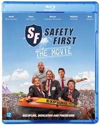 Safety First-Blu-Ray