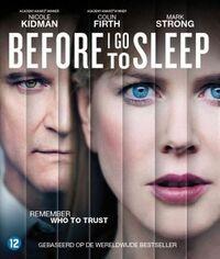 Before I Go To Sleep-Blu-Ray