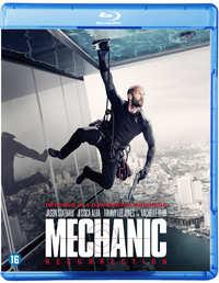 Mechanic 2: Resurrection-Blu-Ray