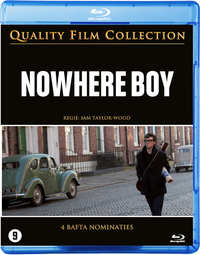 Nowhere Boy-Blu-Ray