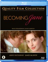 Becoming Jane-Blu-Ray