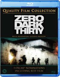 Zero Dark Thirty-Blu-Ray