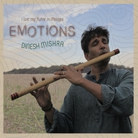 Emotions-Dinesh Mishra-CD