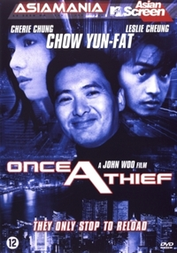 Once A Thief-DVD