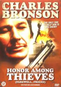 Honor Among Thieves-DVD