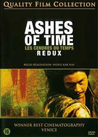 Ashes Of Time-DVD