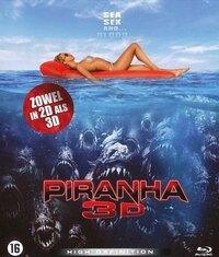 Piranha (2010) (3D En 2D Blu-Ray)-3D Blu-Ray