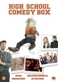 High School Comedy Box-DVD