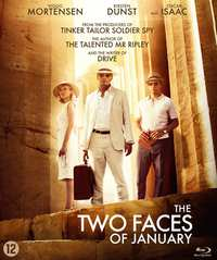 Two Faces Of January-Blu-Ray
