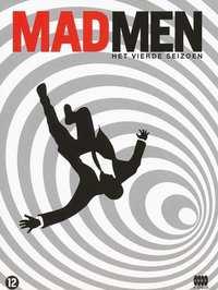 Mad Men - Seizoen 4-DVD