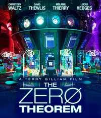 Zero Theorem-Blu-Ray